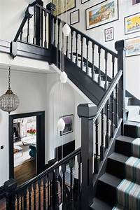 Staircase, Ideas, U2013, Style, Solutions, For, Stairs, Using, Paint, Wallpaper, And, Carpet