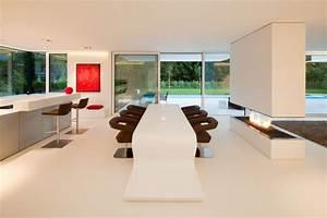 a tact the hi macs house With eclairage exterieur maison contemporaine 7 photo interieur maison provencale