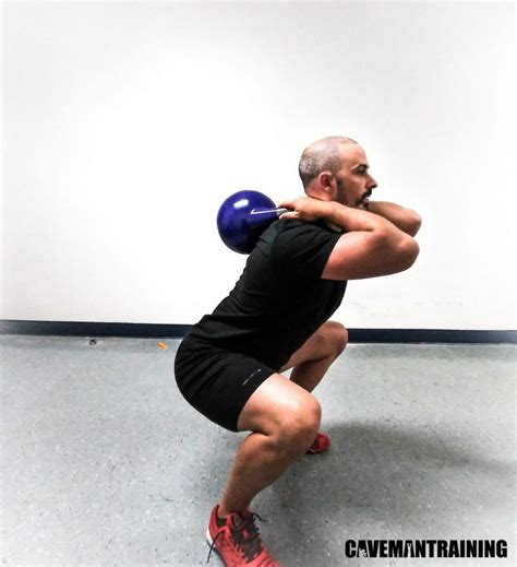 squat variations kettlebell should try goblet squats