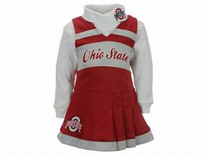 outerstuff ncaa toddler cheer jumper apparel at With kitchen colors with white cabinets with what are the stickers on ohio state s helmets