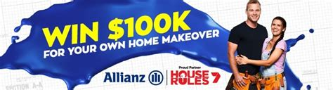 house rules allianz competition  win
