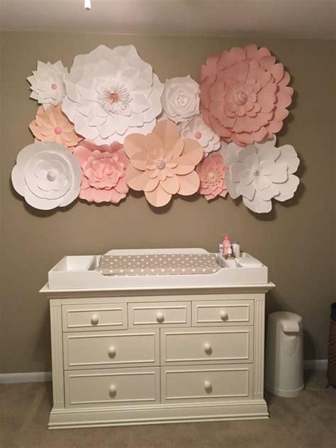 Wall Flowers Decor - best 25 flower wall decor ideas on diy wall