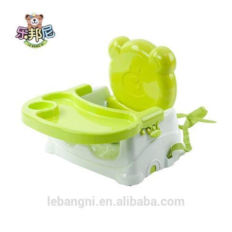 siege pour bebe pour manger bébé siège d 39 appoint pour manger en plastique enfants
