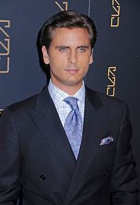 Scott Disick at the opening of his restaurant RYU in New ...
