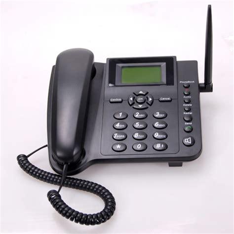telephone bureau téléphone de bureau gsm avec emplacement carte sim