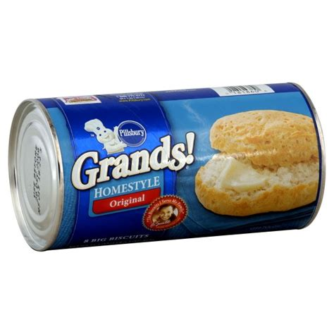 Pillsbury Grands! Biscuits Original Homestyle  8 Ct