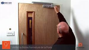 comment installer un ferme porte bricard serie 670 guide With comment enlever un encadrement de porte