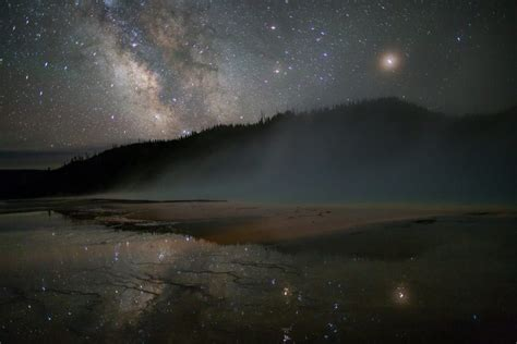 The Night Sky One Yellowstone Underrated Wonders