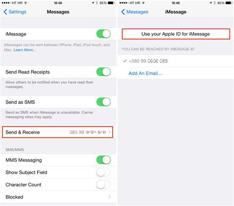 forward a text on iphone cannot activate ios 8 s text message forwarding and iphone
