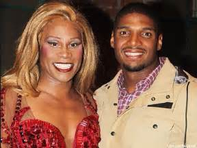 Michael Sam Gets Kinky With Billy Porter Advocate