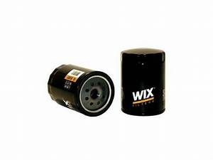 For 1987 Gmc R1500 Oil Filter Wix 75692cy