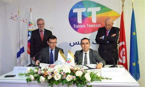 tunisie telecom siege bei 100 millions d euros à tunisie telecom pour