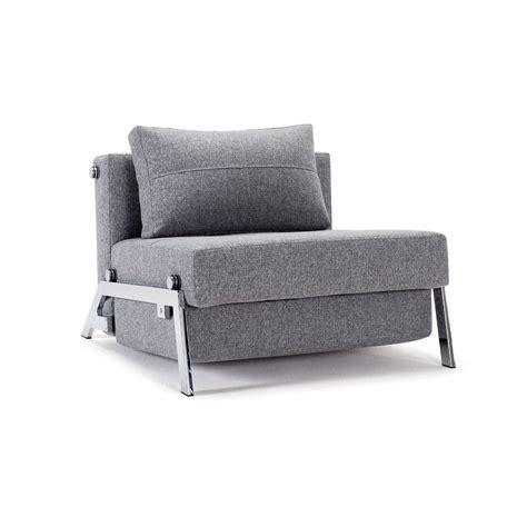 poltrone a letto singolo poltrona letto cubed trasformabile letto singolo design
