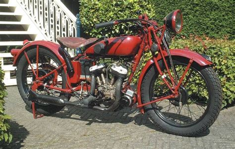 1932 Indian Scout Pony 500cc, 30.5 Cubic Inch