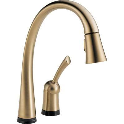 delta pilar touch faucet not working delta pilar single handle pull sprayer kitchen faucet