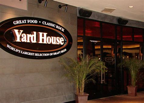 Yard House Locations by Scottsdale Fashion Square Locations Yard House