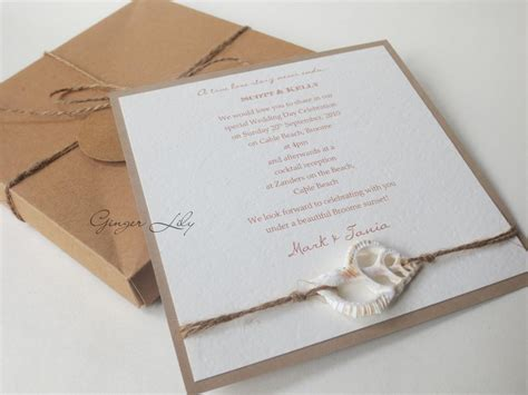 Wedding Invitation Diy Kit