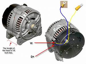 How To Instal A Bosch Alternator In A Discovery In Less