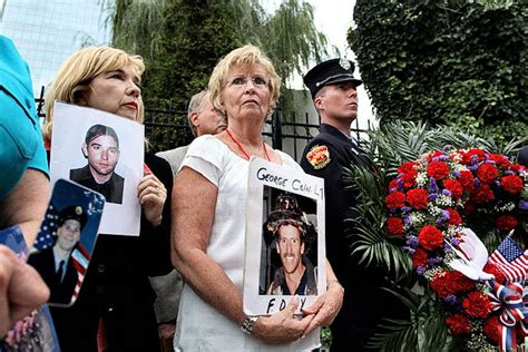 Some Families Reject Plans For Burial Of Unidentified 911
