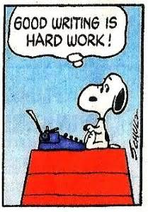 Image result for images of hard-working writer