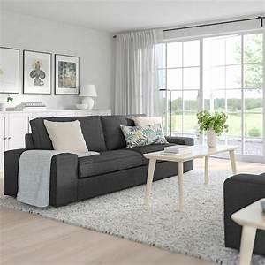 kivik sofa hillared anthracite ikea