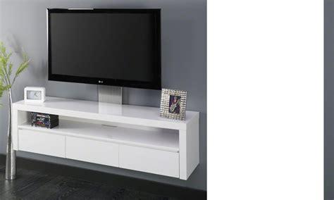 meuble de tele pas cher meuble tv suspendu pas cher meuble de tele blanc laque maisonjoffrois