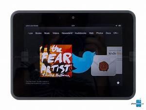 Amazon Kindle Fire HD specs