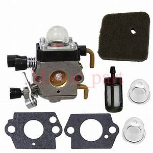 Carburetor For Stihl Fs74 Fs75 Fs76 Fs80 Fs85 Fs38 Fs55