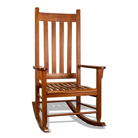 tortuga outdoor traditional wooden rocking chair outdoor