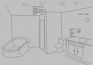 Wiring Diagram For Bathroom Light