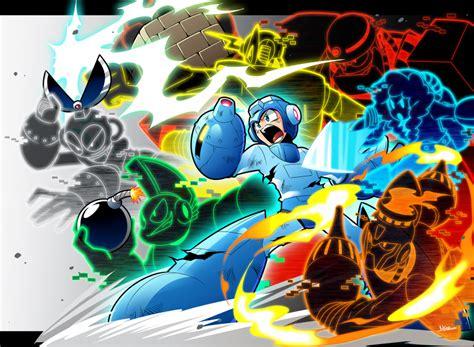 Mega Man 1 Megaman