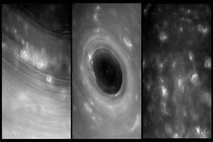 Nasa's Cassini sends first view from inside Saturn's rings ...
