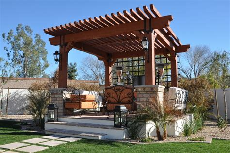 pagoda patio cover outdoor seating area arbor structure