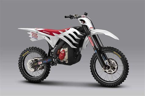 mugen erex electric dirt bike  veryfamiliar