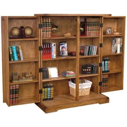 Hinged Bookcase by Hardware For Hinged Bookcase By Birdsmouth Lumberjocks
