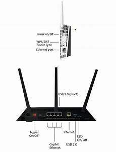 New    Netgear R7300 Nighthawk Ac1900 Smart Wireless Wifi