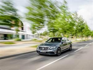 Mercedes Classe C Restylée 2018 : essai mercedes c200 2018 que vaut la mercedes classe c lectrifi e l 39 argus ~ Maxctalentgroup.com Avis de Voitures
