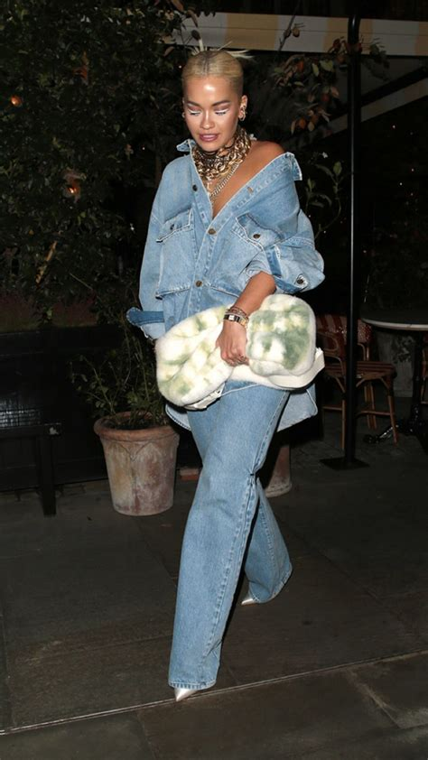 Pin by Gabbie Clements on STYLE:COLD   Rita ora style ...