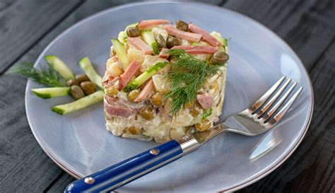Svētki tuvojas, rasols top! Klasiskas salātu receptes ...