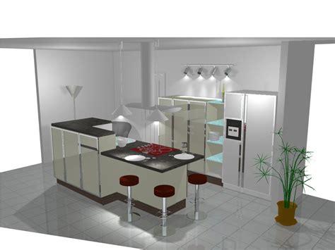 ilot table cuisine plan cuisine ilot chaios com