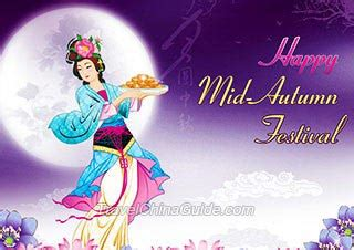 mid autumn festival china moon cake day