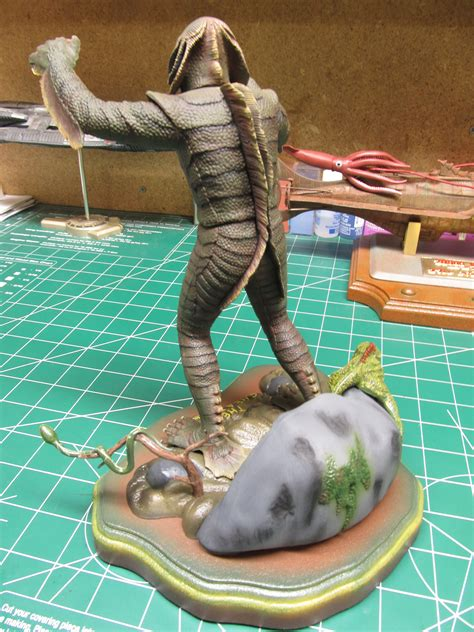 Creature From The Black Lagoon Model   Starburst Models
