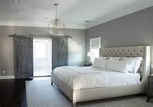Light gray bedroom paint design ideas