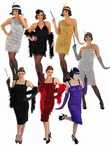 Ladies 1920s Flapper Costume Sexy Womens 20u0026#39;s Charleston Fancy Dress Outfit   eBay