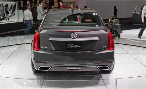 2018 Cadillac Cts Vsport Coupe Top Auto Magazine