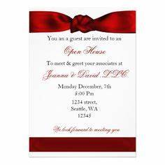 1000 images about Open House Invitation Wording on