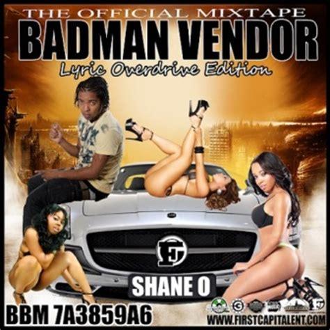 badman vendor lyric overdrive edition shane  official