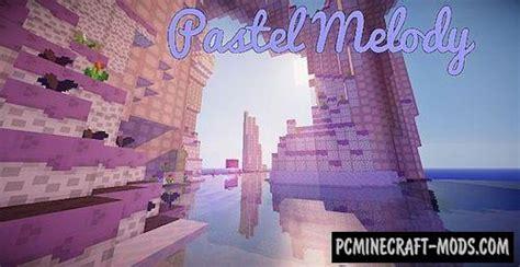 pastel melody resource pack  minecraft