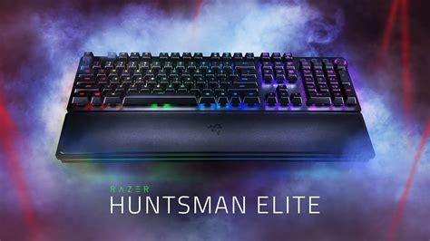 razer huntsman elite speed of light youtube