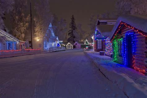 enchanting magical christmas towns